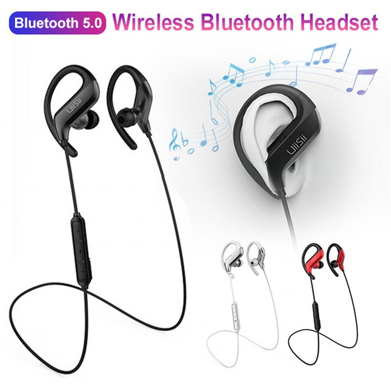 Neckband Wireless Bluetooth Headphone