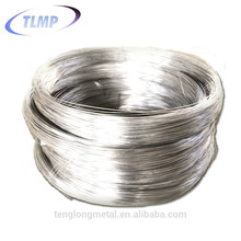 China manufactory high carbon galvanized steel wire