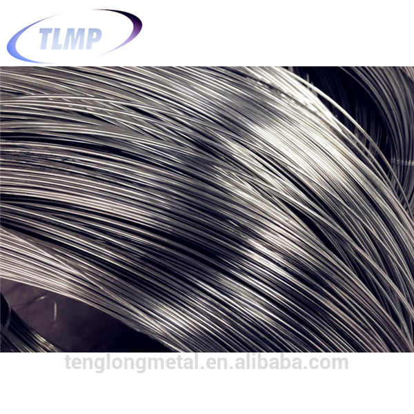 zinc coated steel strand