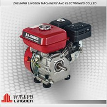 Lingben China small mini ohv 168f petrol gasoline engine 5.5hp GX160