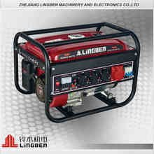 2kw electric small mini super quiet for sale petrol generator set