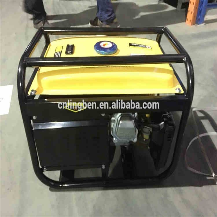 Lingben 2kw Manual Astra Korea Gasoline Generator Price
