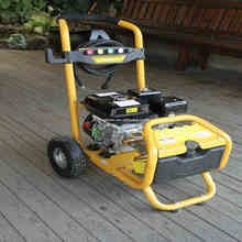 Lingben China PSI 2600 taizhou portable gasoline high pressure washer