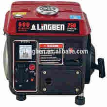 Lingben China smalll mini generator Tiger generator TG950