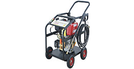 High pressure cleaning machine common problem solving