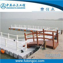 Best Price Hot Selling Plastic Floating Bridge Floating Dock Vietnam