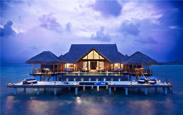 water bungalow all inclusive sea huts for sale floating house base