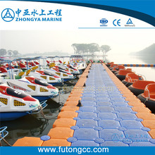 Anti-Corrosion Slip-Resistant Modular Floating Dock plastic floating dock