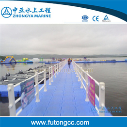 Economic Easy Installation Outdoor Water Park in Summer