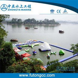 Floating Recreation Floating Water Park
