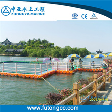 Floating Water Park Amusement Park