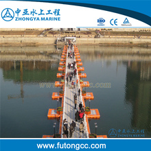 HDPE Plastic Floating Walkway