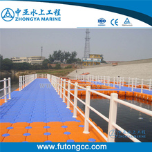 High Quality Customized T-Shape Modular Floating Jetty