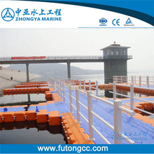 Plastic Floating Dock Floating Pier Pontoon Pier