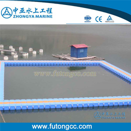 Plastic Floating Pontoon Cube Fish Farm Cage fishing cage