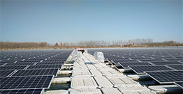 Advantages of floating solar pv systems