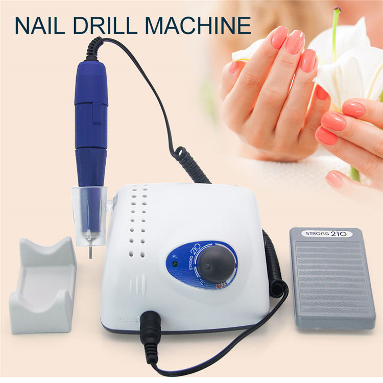 USB Plugs Portable Nail Drill