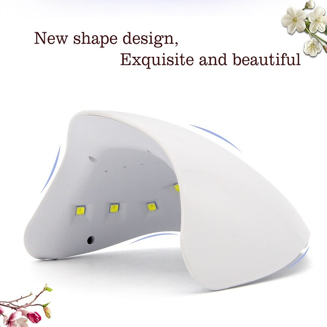 2019 newest cheaper 24W SUNX3 uv led nail lamp for uv nail gel for Nail Curing