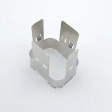 The stamping part for new energy car charging gun