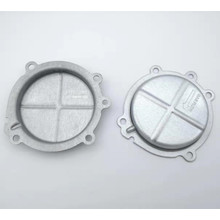 Galvanized steel stamping part is used for gas valve
