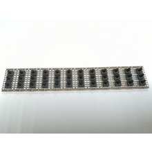 Plastic injection molded  IC lead frame