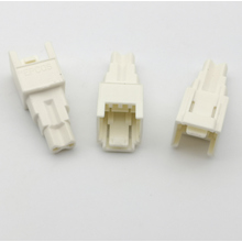 Precision Chinese plastic injection component is used for  connector