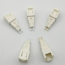 Precision automatic assembling connector