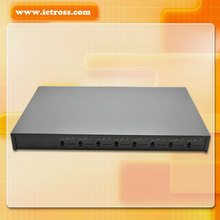 GSM Fixed wireless terminal ETS 8888 8 ports 8 SIMs