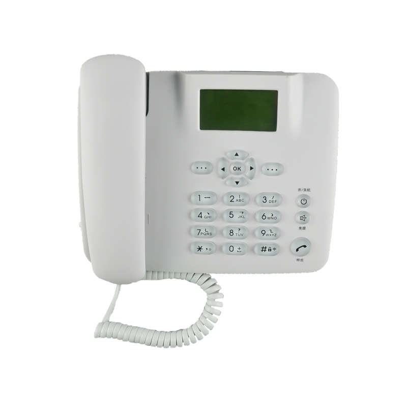 office fixed desk phone
