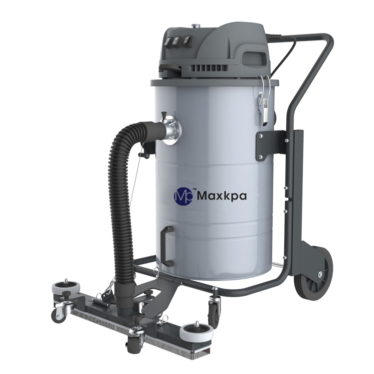 Single phase wet and dry industrial vacuum cleaner D3 series