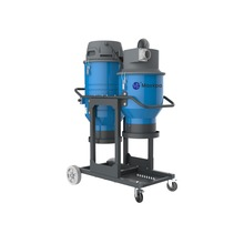 new T5 series Single phase double barrel dust extractor