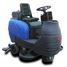 new MN-V8 Electric Floor Scubber Auto Scrubber Automatic Floor Cleaning Machine manufacturer
