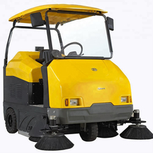 anyar Rider Manual Road Sweeper Scrubber Cleaning Floor Machine