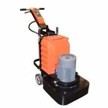 NEW 12 heads small stone floor grinding machine concrete grinder China