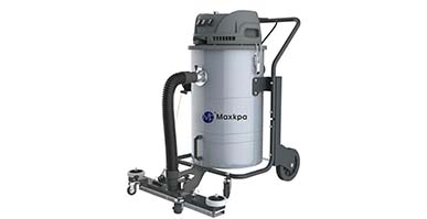 Industrial vacuum cleaner in environmental protection far ahead