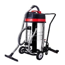 Single Phase Three Motor Industrial Vacuum Cleaner manufacturer