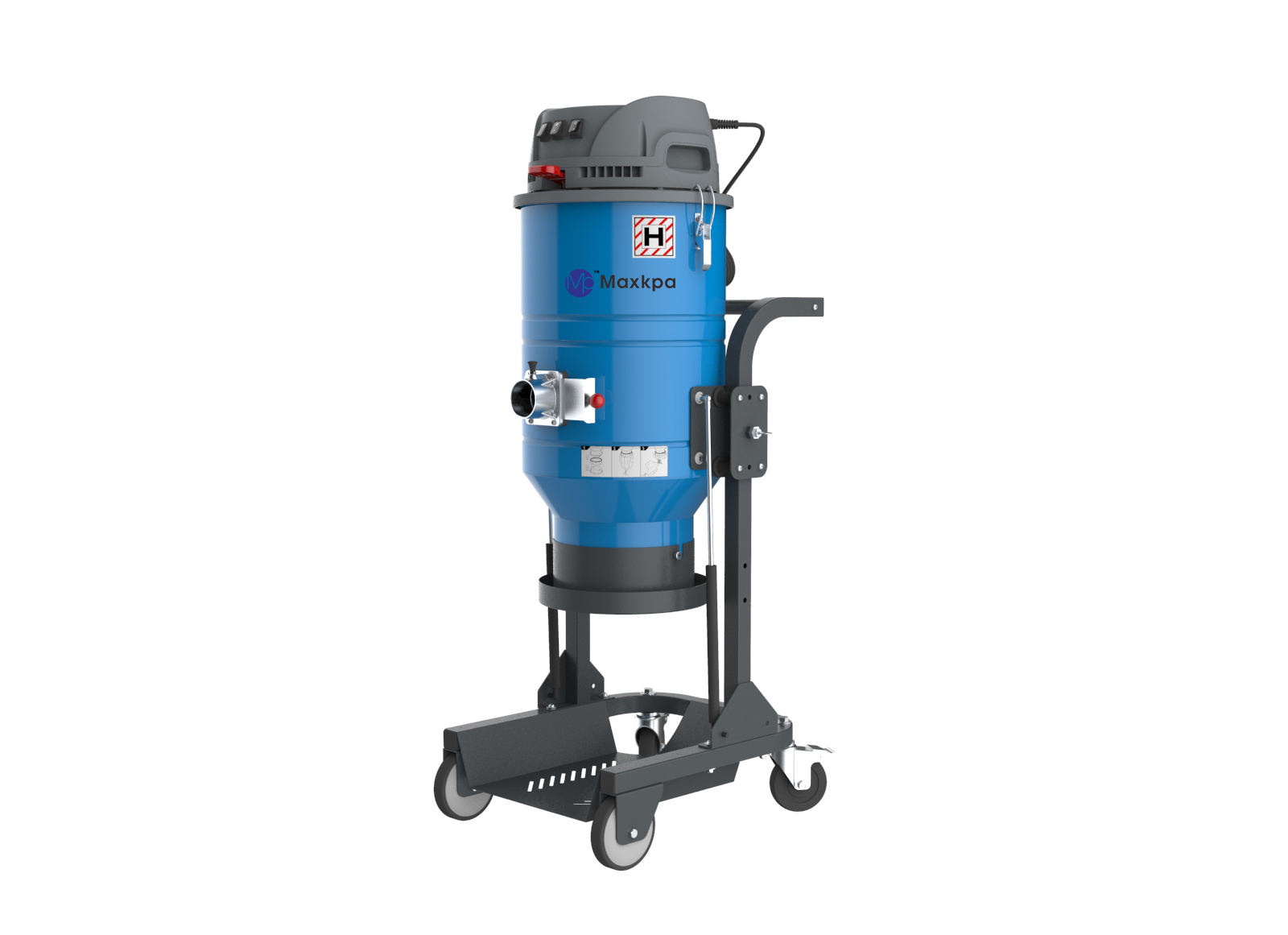 single phase HEPA dust extractor