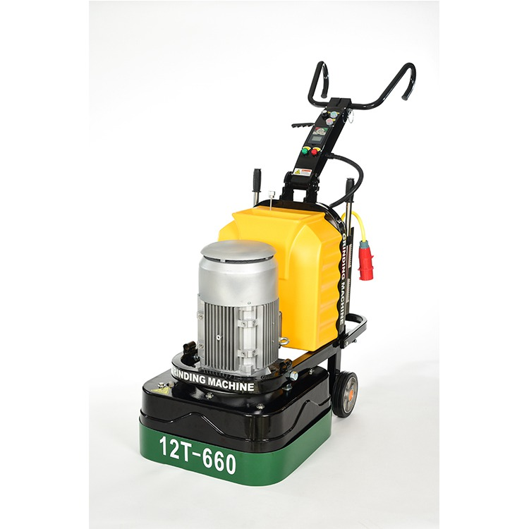Rider Manual Road Sweeper Scrubber