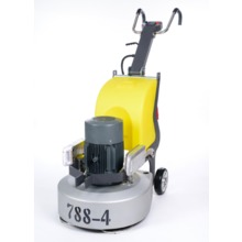 NEW A6 Three heads concrete floor grinding manufacturer machine with competitive price