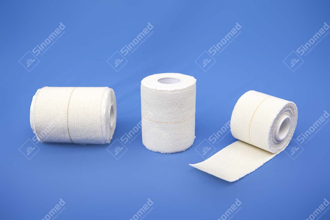 High quality Cotton Medical Elastic Adhesive Bandage