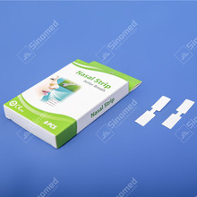 Wholesale better breath nasal strips for relief nose congestion