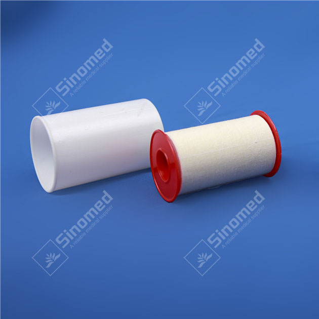 sport adhesive cotton athletic tape
