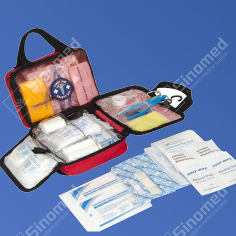 New Outdoor Work First Aid Kit Bag Manufacturers & Supplier