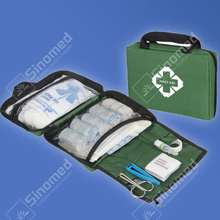 Wholesale army military disaster prevention and emergency kit bag first aid kit survival kit