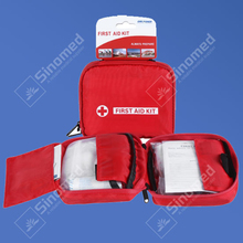 New product outdoor first aid kit household first aid kit vehicle first aid kit gift first aid kit earthquake first aid kit