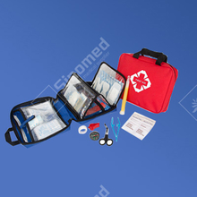 Custom wholesale medical bag product first aid bags first aid box first aid kit bags