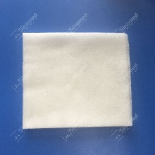 Best Standard Shape White Non Woven Swabs Manufacturers & Supplier
