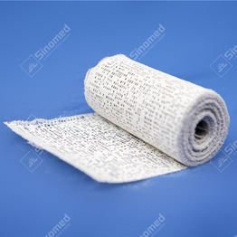 High quality medical plaster bandage roll medical gypsum tape orthopaedic plaster cast POP bandage