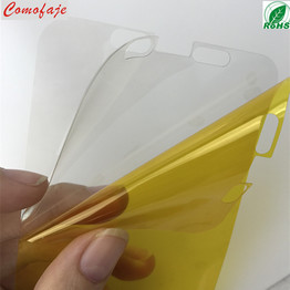 TPU Screen Protector for IPHONE X
