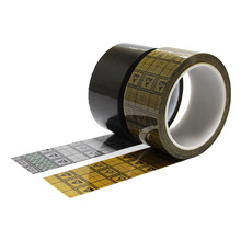 Brown Opp ESD Grid Tape Antistatic Warning Tape